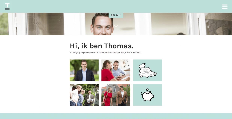 Homepagina Thomas de Aankoopmakelaar